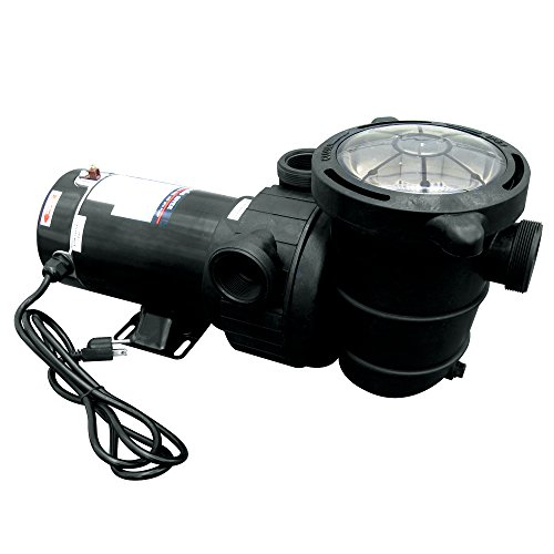 Blue Wave NE6171B Maxi Replacement Pump for Above Ground Pools, 1.5 HP