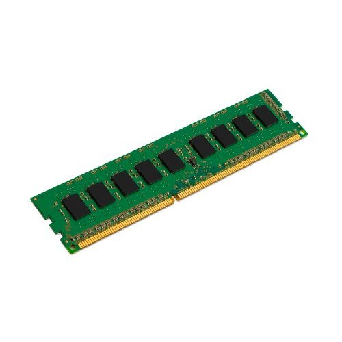 Kingston Technology Value RAM 4GB 1600MHz DDR3 PC3 12800 ECC CL11 DIMM SR x 8 with TS Desktop Memory KVR16E11S8/4