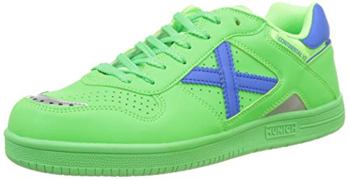 Munich Continental V2, Zapatillas de Deporte Unisex Adulto, Marrón (Verde 895), 41 EU