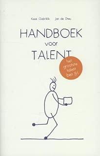 Handboek voor talent: het grootste talent ben jij
