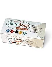 スープ・スープ 300g 分包 / Soup・Soup だし 天然ペプチド ENM エンザミン [たんぱく加水分解物・酵母エキス・塩分・糖質無添加]
