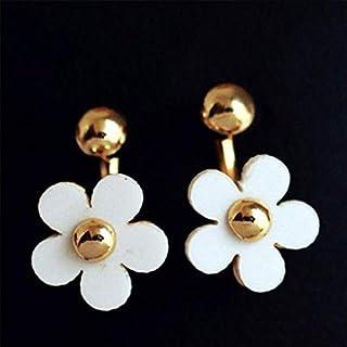 Women's Studs Sweet Casual Elegant Flower Shape Design Trendy Earrings Accessory