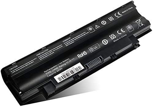 New Replacement Laptop Battery for Dell Inspiron 13R N3010 N3110 14R N4010 N4110 N4050 15R N5010 N5110 N5030 N5040 N5050 17R N7010 N7110 P/N: J1KND TKV2V 4T7JN W7H3N