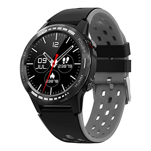 Bluetooth Smart Watch with Message Notification, 1.3' Full...