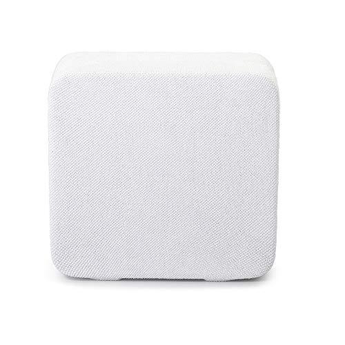 Soundskins für Sonos Sub Textilbezug Dekoration Rauch weiß SS-SUB-White
