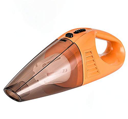 ZXLIFE@@@ Draadloze nat- en droge oplaadbare autostofzuiger, draadloze vacuüm beste draagbare draagbare autovacuüm high-performance cycloonafzuigapparaat met 3 sproeiers