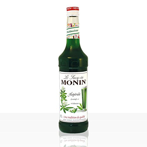 Monin Waldmeister (Aspérule, Woodruff) Sirup 0,7 Liter