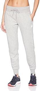 New Balance Women's Essentials Sweatpants Athletic Grey Large [並行輸入品]