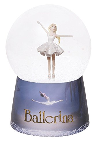 Trousselier - Ballerine - Boule à neige Musicale