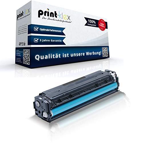 Print-Klex XXL Toner kompatibel für HP LaserJet Pro 200 color M251n M 251 nLaserJet Pro 200 color M251nw M 251 nw LaserJet Pro 200 color M276n M 276 n LaserJet Pro 200 color M276nw M276 nw CF-210X CF