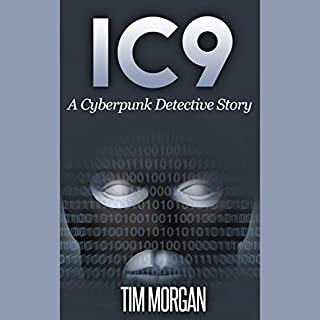 IC9 audiobook cover art