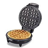 CJF Fabricante De Waffle Eléctrico Máquina para Hacer Gofres Rápido Desayuno Máquina De Hierro Multifuncional Antiadherente Extraíble Placas Premium para Hornear para Waffles Donas Emparedado