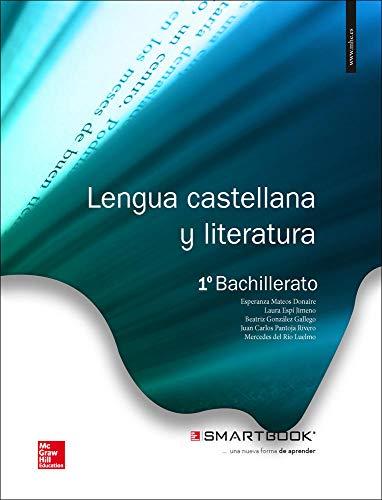 Lengua Y Literatura. Bachillerato 1 - Edición 2015 (+ Smartbook) - 9788448191160