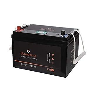100 Ah LiFePO4 Bellyboat Elektromotor Batterie