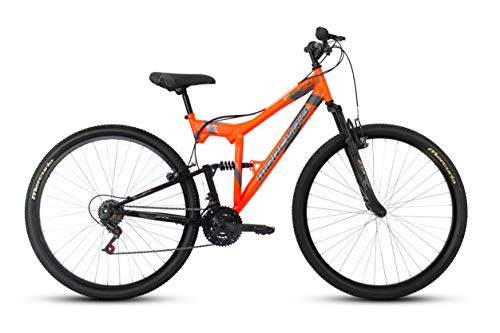 Mercurio Bicicleta Ds Xpert 29', Verde/Negro/Naranja, Aluminio/Acero, 21 Velocidades, 2019