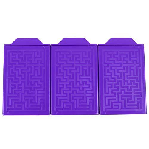 STOBOK 3 Caixas de Mistério Caixas de Plástico Truque Surpresa Brinquedos de Brincadeira Acessórios de Desempenho de Palco