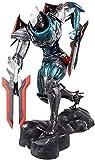 YIGEYI Figura League of Legends El Maestro de Las Sombras del Proyecto ZED Figura de acción 9.8 Pulgadas Colección de Figuras de PVC Modelo de Personaje Estatua Juguetes Estatuilla Pop
