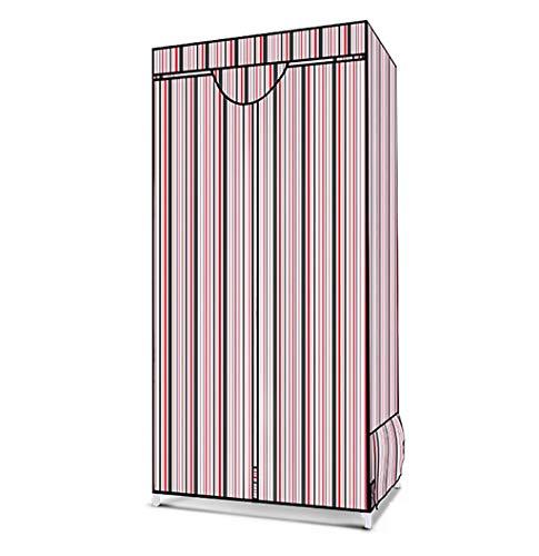 Secadora eléctrica, Armario portátil de Secado con Aire Caliente, Ajustable de Tres...