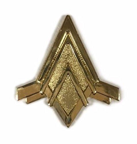 Battlestar Galactica TV Series Viper Pilot Symbol Metal Costume Pin