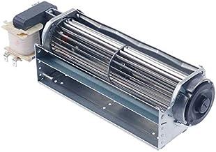 Querstromlüfter Querstromgebläse 180 mm Motor links 30W 220V ø 60 mm