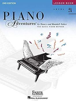Level 2A - Lesson Book  Piano Adventures