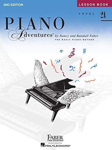 Price comparison product image Level 2A - Lesson Book: Piano Adventures