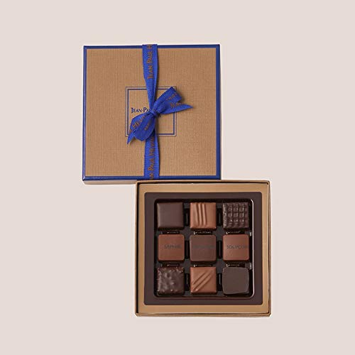 ジャン=ポール・エヴァン 高級 ボンボン ショコラ おまかせ9個 冷蔵便