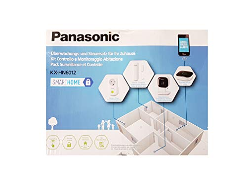 Panasonic Smart Home KX-HN6012 - Kit de Control y Seguimiento de la administración