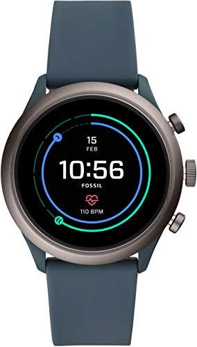 [フォッシル] 腕時計 FOSSIL スポーツスマートウォッチ FTW4021 メンズ 正規輸入品 ブルー
