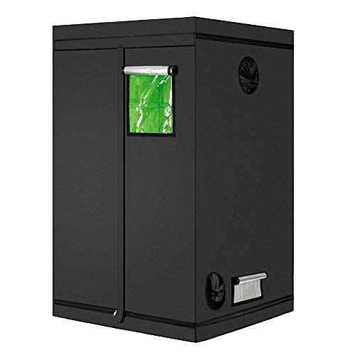 Detectoy LY-120 * 120 * 200 Household plant growth shed, hydroponic shed with windows
