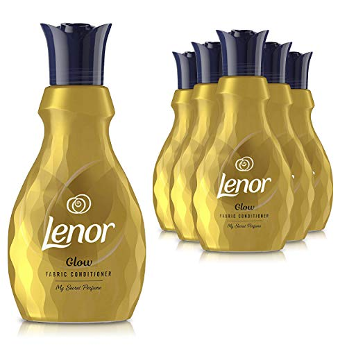 Lenor Secrets - Balsamo per tessuti, 6 pezzi, 900 ml