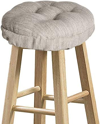 baibu Stool Covers Round Super Soft Round Bar Stool Cushion Covers Seat Cushion Cushion Only product image