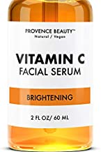 Vitamin C Serum for Face - Vital Essential Oils Facial Serum Brightening Therapy - Organic Skin Care with Natural Ingredients for Acne, Anti Wrinkle, Anti Aging, Fades Age Sun Spots - 2 Fl Oz