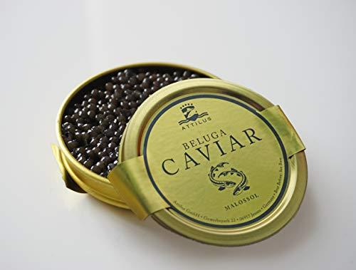 Attilus Beluga Kaviar 125g