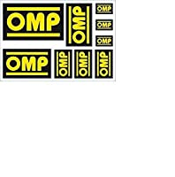 Omp OMPX/889 9 OMP ADHESIVES SET DIFFERENT SIZES