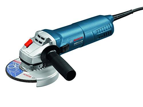 Bosch GWS 11-125 Professional - Amoladora (1100 W, 240 V)