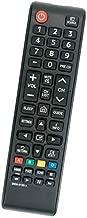 Remote Control Replacement Applicable for Samsung TV UN40NU7100FXZA UN43NU7100FXZA UN50NU7100FXZA UN55NU7100FXZA UN58NU7100FXZA UN65NU7100FXZA UN75NU7100F UN32N5300AFXZA UN55NU6900FXZA UN43NU6900FXZA
