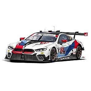 プラッツ/NuNu 1/24 レーシングシリーズ BMW M8 GTE 2019 デイトナ24時間レース ウィナー プラモデル PN24010