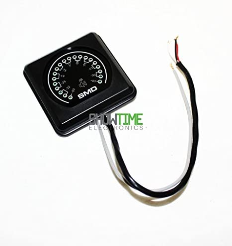 Steve Meade SMD OM-1 Car Audio Output Meter with 8v-22v Input Range
