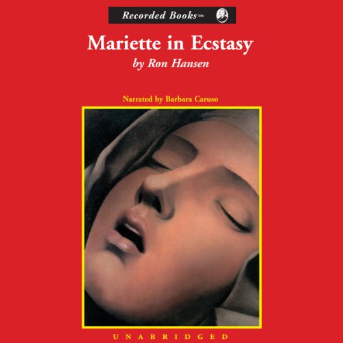 Mariette in Ecstasy audiobook cover art