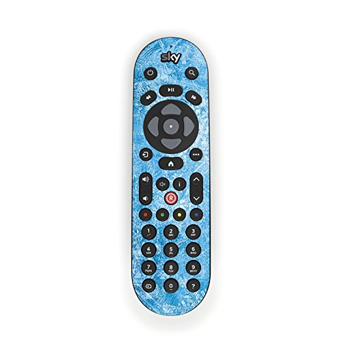 stika.co Best Sellers - Mando a Distancia para Sky Q y Sky Q Touch, plástico, Frozen Ice, for Sky Q Remote