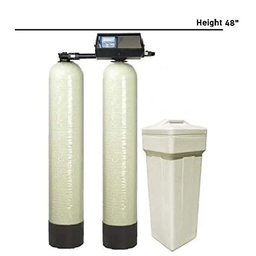 8-inch x 44-inch Mineral /& Resin Tank