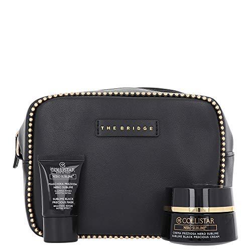 Collistar Collistar Sublime Black Cream 50Ml + Sublime Black us Scrub-Mask 15Ml + Dressing Case 70 ml