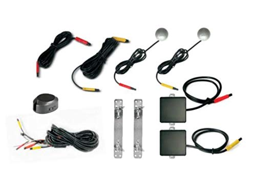 Rydeen BSS2x Microwave Two Way Radar Self-Speed Sensing Blind Spot Detection System