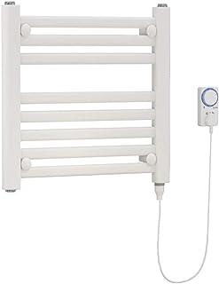 Toallero eléctrico, 48cm * 48cm, 50cm * 40cm, Radiador pequeño y práctico para radiador, Estante de Secado para baño, Estante montado en la Pared a Temperatura Constante