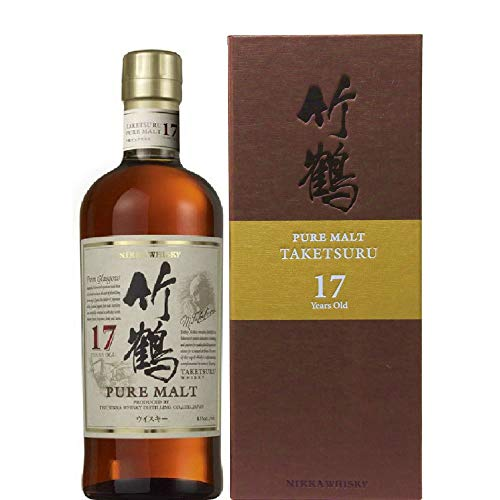 Nikka Taketsuru Pure Malt 17 Years