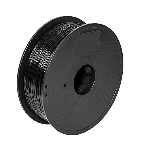 pxmalion Flexible TPU impresoras 3D filamento, 1,75.mm, Negro, precisión +/-0,05.mm, peso neto 1.kg (2.2lb), compatible con la mayoría de impresoras 3D