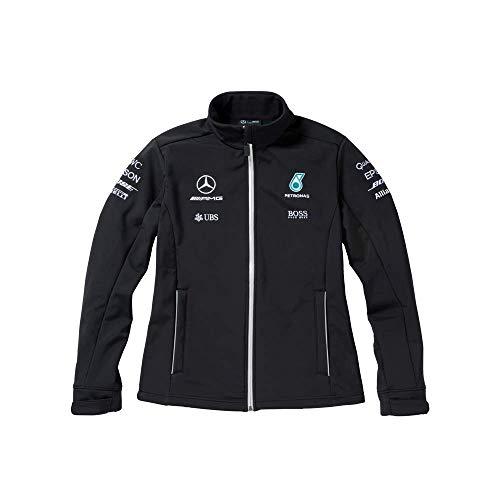 Mercedes Benz Formel 1 Softshelljacke der Formel 1-Saison 2017 (XS)