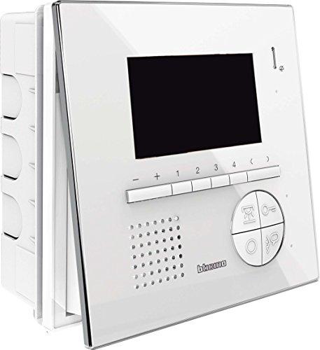 Bticino videoporteros 344562–Tilt Display per classe 100