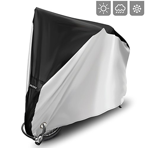 "INTEY Bike Cover Waterproof Outdoor UV Protection 210T Oxford Bicycle Cover Up to 29"" for All Bikes"